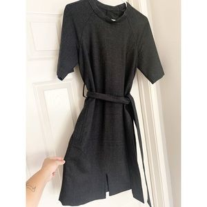 Marc by Marc Jacobs Wool Belted Kimono Dress